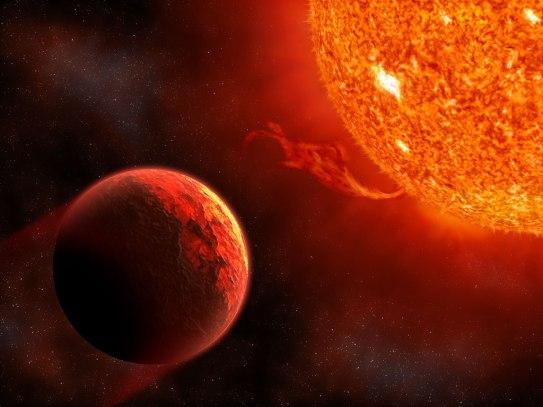 Viento-Solar